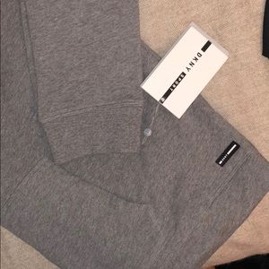 NWT HOODIE WITH BOW DETAILING IN XL